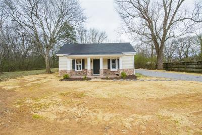 Christiana Single Family Home Under Contract - Showing: 1170 Daniels St