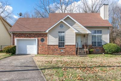 Davidson County Single Family Home For Sale: 3991 Crouch Dr
