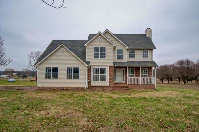 Pleasant View Single Family Home Under Contract - Not Showing: 2867 Jack Teasley Rd