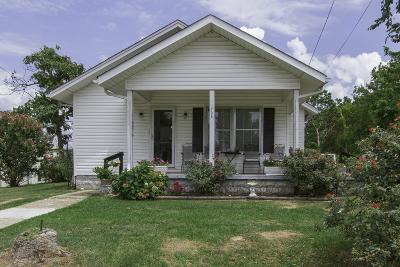 Springfield Single Family Home Under Contract - Not Showing: 1708 S S. Main St.