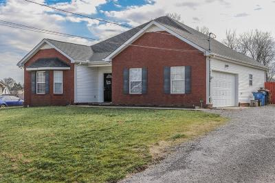 Christiana Single Family Home For Sale: 215 Slow Waters Dr