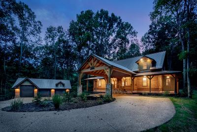 Williamson County Single Family Home For Sale: 5475 Parker Branch Rd