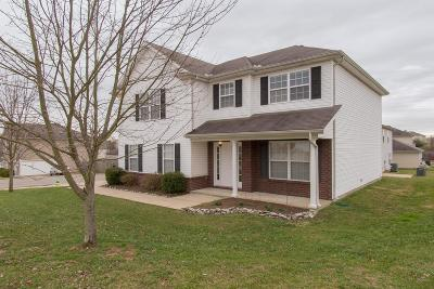 Lavergne Single Family Home Under Contract - Showing: 241 Quiet Ln