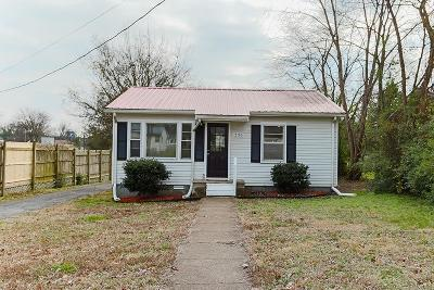 Shelbyville Single Family Home For Sale: 236 Gowen Dr
