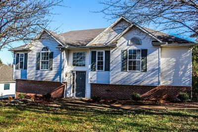 Columbia  Single Family Home For Sale: 1741 Creekstone Dr