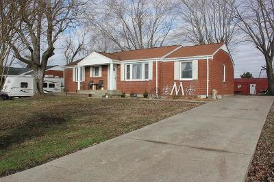 New Johnsonville Single Family Home Under Contract - Not Showing: 495 Ashe Ave.