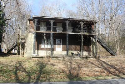 Clarksville Multi Family Home For Sale: 751 McAdoo Creek Rd