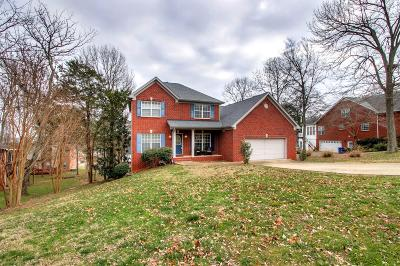 Smyrna Single Family Home For Sale: 414 Westwood Dr