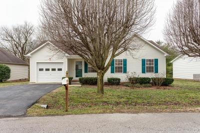Columbia Single Family Home Under Contract - Not Showing: 108 Kimberly Dr