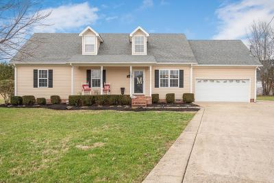 Murfreesboro Single Family Home For Sale: 157 Millwood Dr