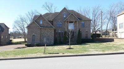 Lebanon Single Family Home For Sale: 625 Ridgecrest Ln