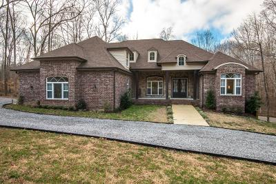 Dickson TN Single Family Home Under Contract - Showing: $489,900