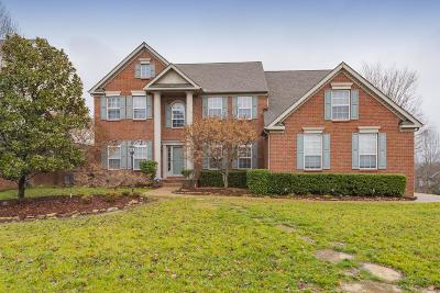 Nashville Single Family Home Under Contract - Not Showing: 6972 Stone Run Dr