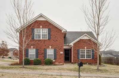 Maury County Single Family Home For Sale: 2027 Red Jacket Trce