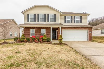 Williamson County Single Family Home For Sale: 2699 Sutherland Dr