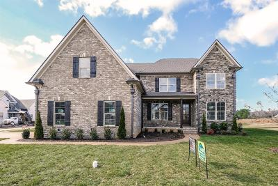 Williamson County Single Family Home For Sale: 4008 Cardigan Ln (Lot 259)
