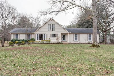 Brentwood  Single Family Home For Sale: 1416 Knox Valley Dr
