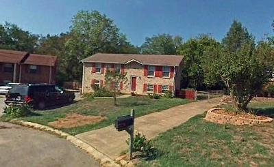 Nashville Multi Family Home Under Contract - Not Showing: 616 Kay Ct
