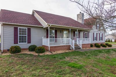 Spring Hill Single Family Home For Sale: 1014 Patriot Dr