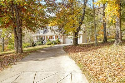 Clarksville Single Family Home For Sale: 1211 Old Mack Rd