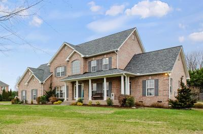 Williamson County Single Family Home For Sale: 2129 Homestead Ln