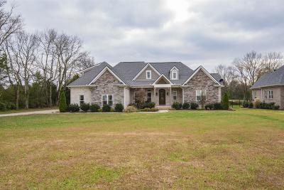 Murfreesboro Single Family Home For Sale: 1152 Compton Rd