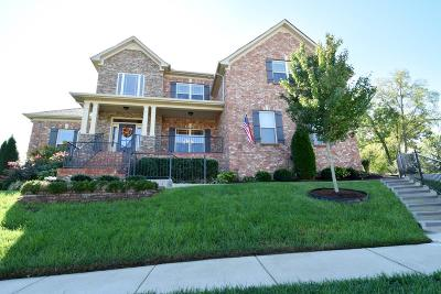 Sumner County Single Family Home For Sale: 813 Fanning Ct