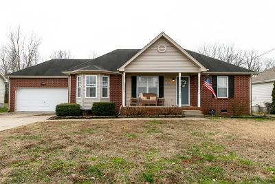 Mount Juliet TN Single Family Home For Sale: $249,900