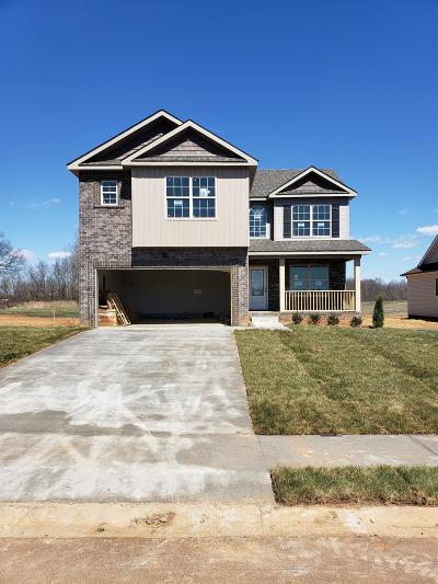 Clarksville Single Family Home For Sale: 1409 Wild Fern Lane