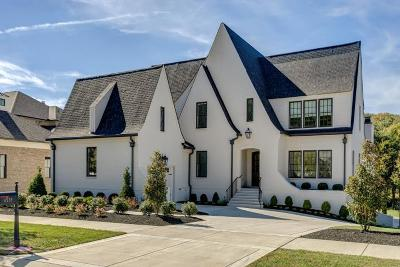 The Grove Single Family Home For Sale: 8535 Heirloom Blvd