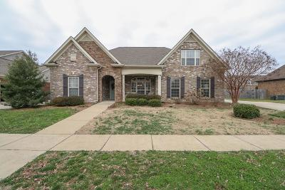 Murfreesboro Single Family Home For Sale: 2210 Clays Mill Dr