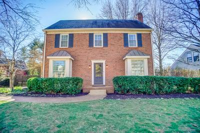 Franklin Single Family Home Under Contract - Showing: 207 Heather Dr