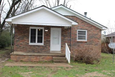 Lawrenceburg Single Family Home For Sale: 530 6th St