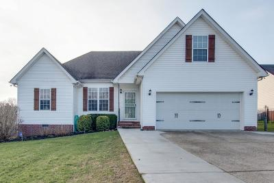 Murfreesboro Single Family Home For Sale: 514 Joe B. Jackson Pkwy