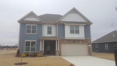 Lebanon Single Family Home For Sale: 201 Princeton Drive Lot 48