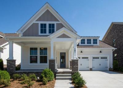 Hendersonville Single Family Home For Sale: 115 Nighthawk Rd. Lot 349