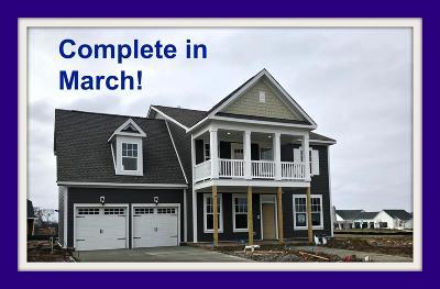 Sumner County Single Family Home For Sale: 564 Nottingham Avenue #511