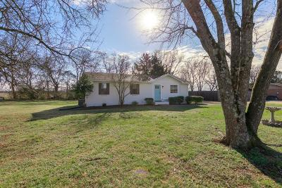 Murfreesboro Single Family Home For Sale: 2631 Birdsong Ave