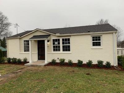 Columbia Single Family Home For Sale: 109 Ashwood Dr