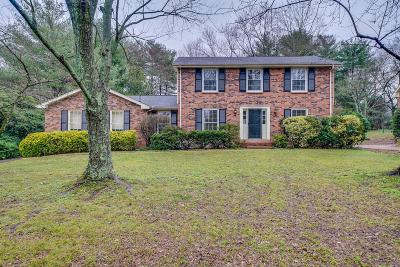 Brentwood  Single Family Home For Sale: 5528 Hill Rd