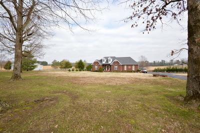 Bon Aqua Single Family Home Under Contract - Not Showing: 1605 Abiff Rd