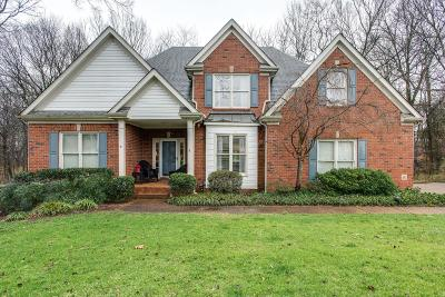 Brentwood Single Family Home Under Contract - Showing: 4924 Manassas Cir
