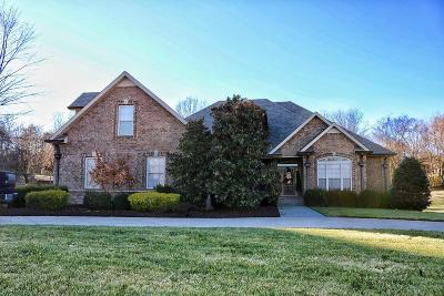 Clarksville Single Family Home For Sale: 308 Abby Ln