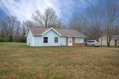 Clarksville Single Family Home For Sale: 224 State Line Rd