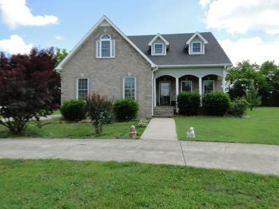 Shelbyville Single Family Home For Sale: 108 Candlewood Est Dr