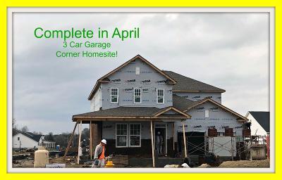 Sumner County Single Family Home For Sale: 576 Nottingham Ave #514