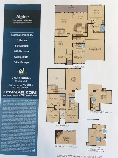 Single Family Home For Sale: 50 Burrows Avenue 50 Alp