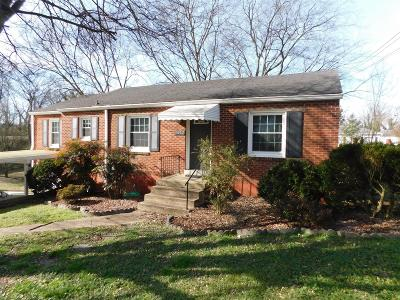 Columbia Single Family Home For Sale: 1012 Oakdale Dr