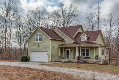 Dickson Single Family Home Under Contract - Showing: 1315 S Bear Creek Rd