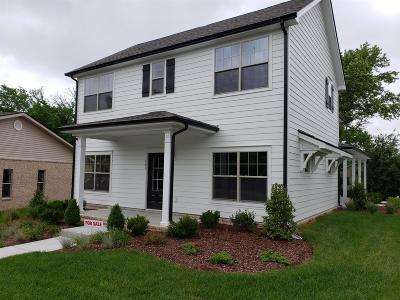 Franklin Single Family Home For Sale: 163 Velena Street